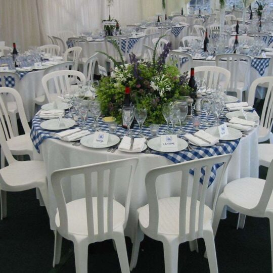 marquee Furniture Oxford Tent Company