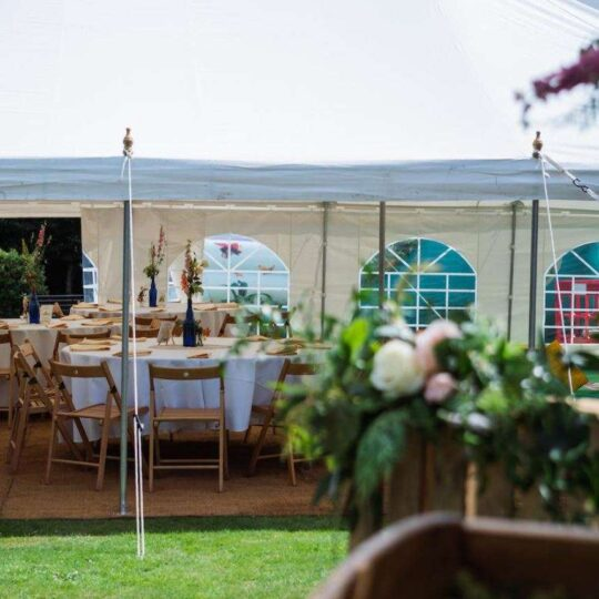Traditional Marquee Oxford Tent Company