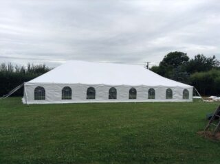 wedding Traditional marquee hire oxford Oxford Tent Company