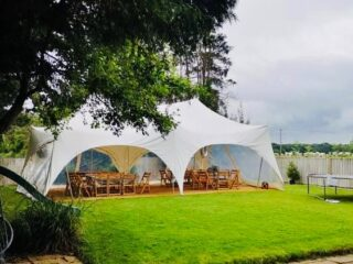 20ft 30ft birthday party Oxford Tent Company